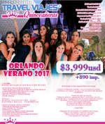 Ofertas de Excel Tours, Orlando verano 2017