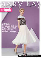 Ofertas de Mary Kay, The Look marzo-abril 2017