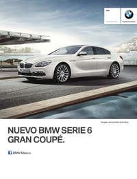 Ficha Técnica BMW 650iA Gran Coupé Automático 2017