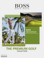 Ofertas de Hugo Boss, Premium Golf Collection