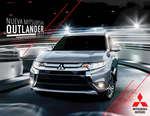 Ofertas de Mitsubishi Motors, Outlander 2017
