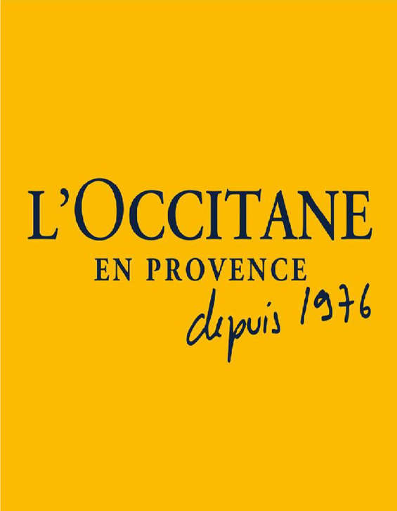 Ofertas de L'Occitane, Descuentos Enero