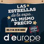Ofertas de D'Europe, Estrellas de Expo Baja