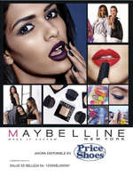Ofertas de Price Shoes, Maybelline