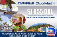 Viaje Ixtapa Precio Especial