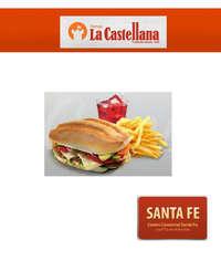 Menú Centro Comercial Santa Fe