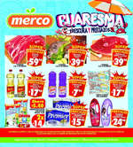 Ofertas de Merco, Folleto quincenal