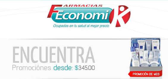 Ofertas de Farmacias Economik, Promoción del mes
