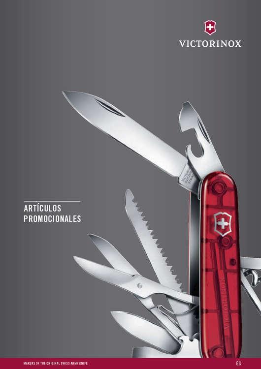 Ofertas de Victorinox, Artículos Promocionales