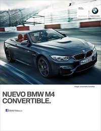 Ficha Técnica BMW M4 Convertible Automático 2017