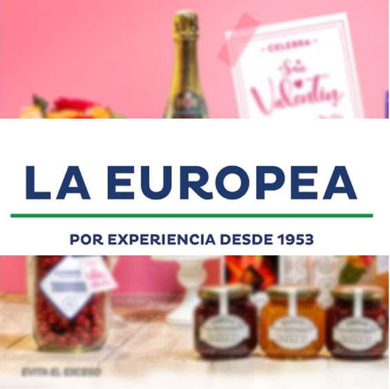 Ofertas de La Europea, Productos