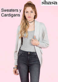 Sweaters y Cardigans
