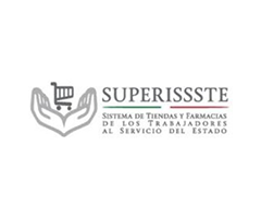 Catálogos de <span>SUPERISSSTE</span>