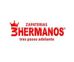 Catálogos de <span>ZAPATERIAS TRES HERMANOS</span>