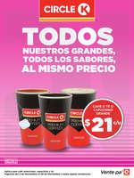 Ofertas de Circle K, Promociones Tijuana