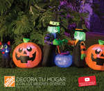 Ofertas de The Home Depot, Decora tu hogar - Halloween