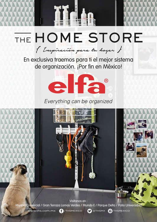 Ofertas de The Home Store, The Home Store - ELFA