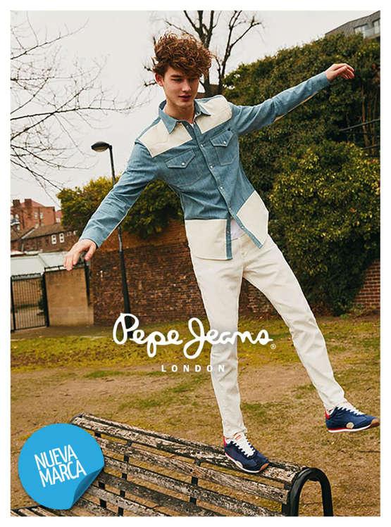 Ofertas de Andrea, Pepe jeans