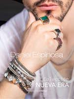 Ofertas de Daniel Espinosa, Colección Nueva Era