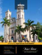 Ofertas de Viajes Palacio, Mérida
