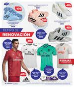 Ofertas de Dportenis, Revista Dportenis Septiembre