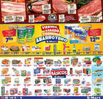 Ofertas de S-Mart, Viernes, sábado y domingo abarrotero