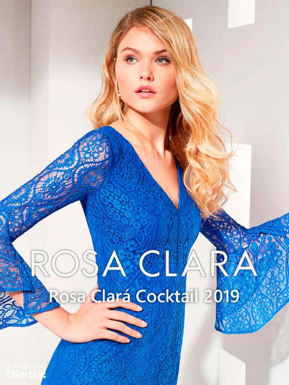 Ofertas de Rosa Clará, Rosa Clará Cocktail 2019
