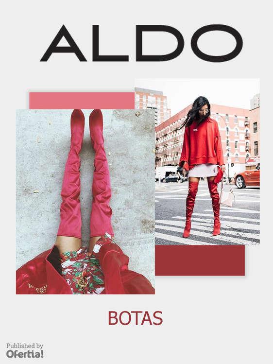 Ofertas de Aldo, Botas