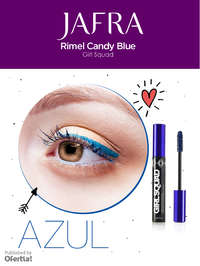 Rimel Candy Blue