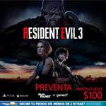 Ofertas de Game Planet, Resident Evil 3