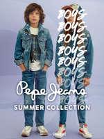 Ofertas de Pepe Jeans, Colección de Verano - Niños
