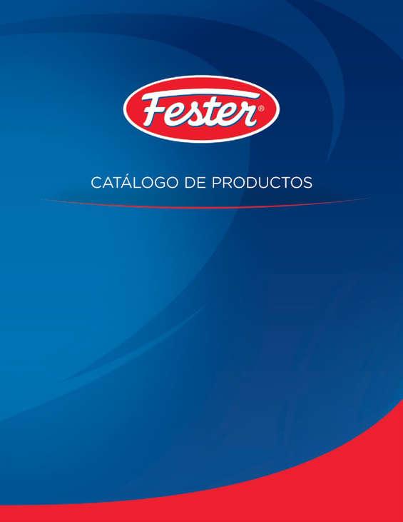 Ofertas de Fester, Catálogo de Productos