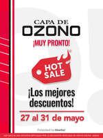 Ofertas de Capa de Ozono, Muy pronto hot sale