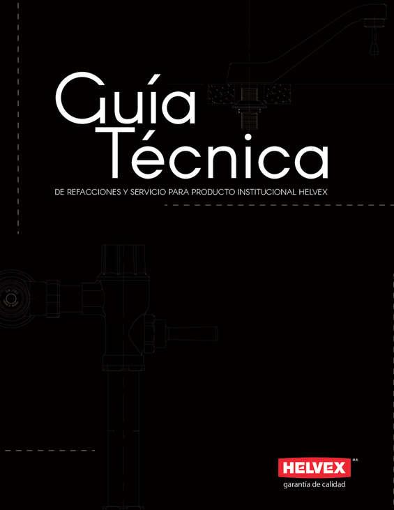 Ofertas de Helvex, Guía técnica