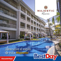 Majestic Resorts en Best Day