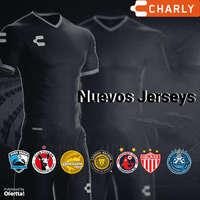 Nuevos jerseys Charly