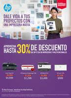 Ofertas de Office Depot, Aprovecha hasta 30% de descuento en impresoras HP