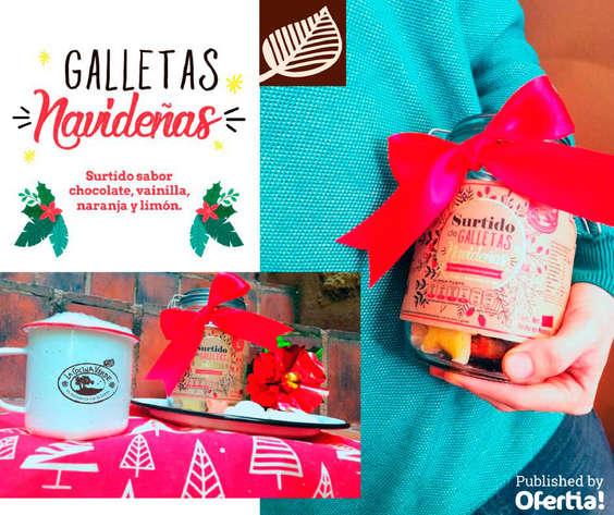 Ofertas de Green Corner, Galletas navideñas