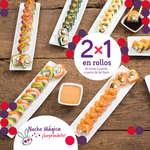 Ofertas de Sushi Itto, 2x1