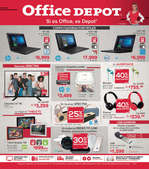 Ofertas de Office Depot, Si es Office, es Depot Noviembre