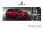Ofertas de Porsche, Exclusive Macan
