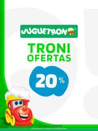 Troniofertas 20%