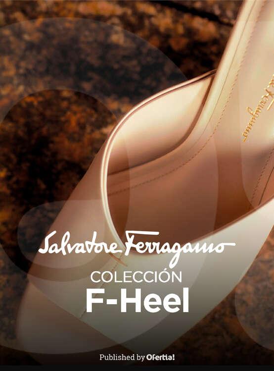 Ofertas de Salvatore Ferragamo, F-Heel