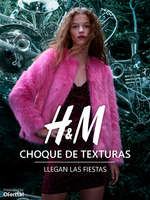 Ofertas de H&M, Choque de texturas
