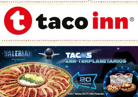 Ofertas de Taco Inn, Promo Valerian