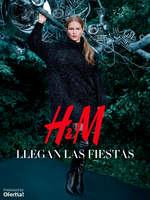 Ofertas de H&M, Llegan las fiestas