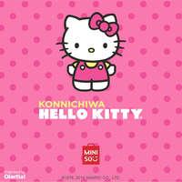 Hello Kitty en Miniso