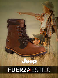 Jeep Fuerza & Estilo