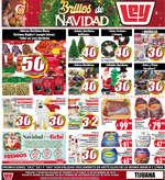 Ofertas de Casa Ley, Brillos de Navidad - Tijuana