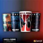 Ofertas de Carl's Jr, Godzilla vs King Kong